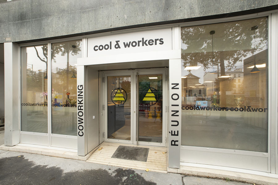 Cool & Workers - Neuilly sur Seine Entrée