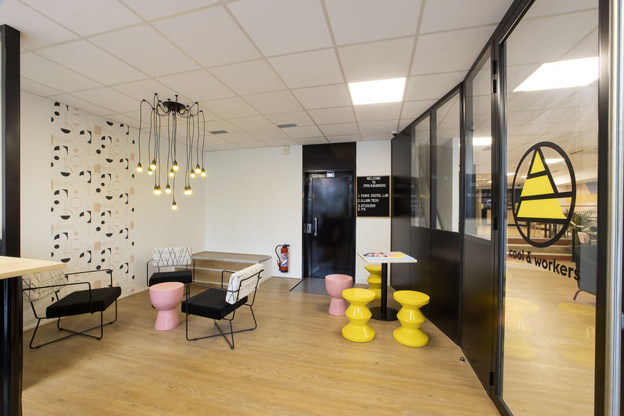 Cool & Workers - Neuilly sur Seine Acceuil