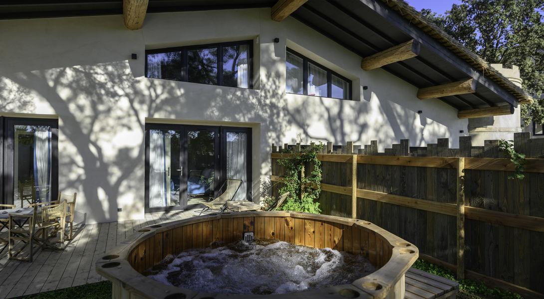 Le Domaine Tarbouriech Lodge Jardin