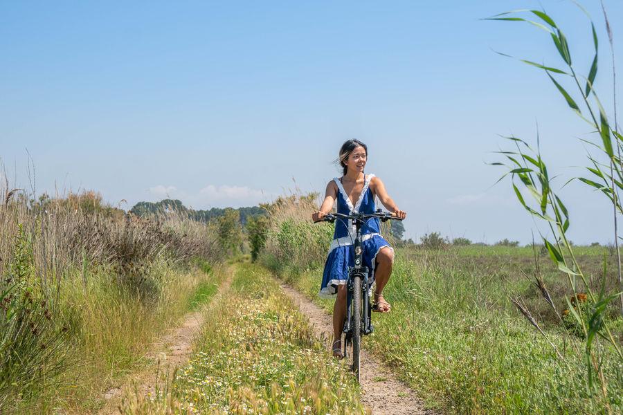 Le Domaine Tarbouriech Découverte en vélo