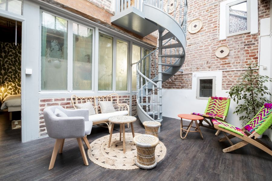 The People Hostel - Lille la Villa