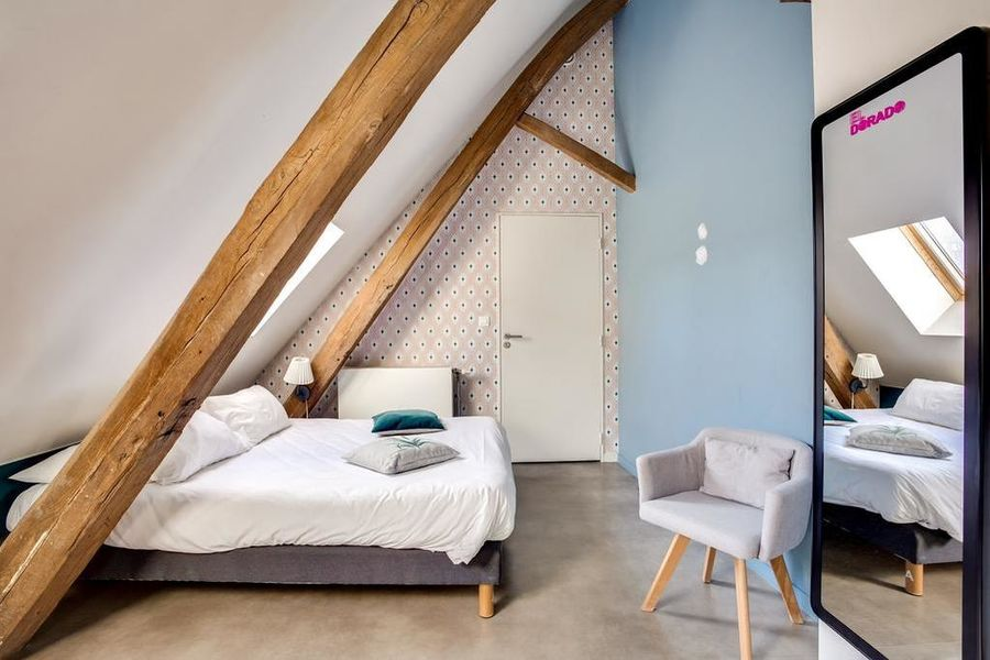 The People Hostel - Lille 56