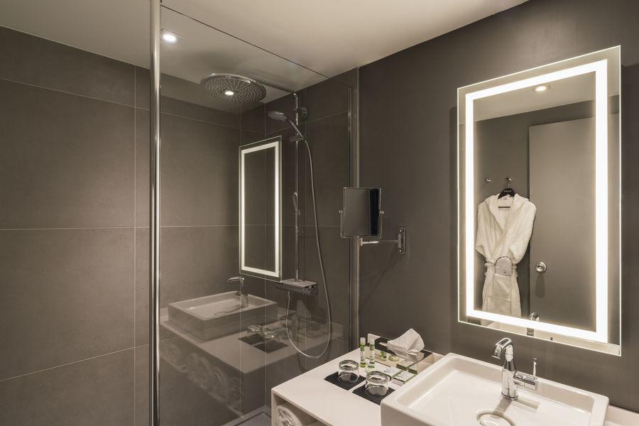 Novotel Lyon Bron Eurexpo **** Salle de bain