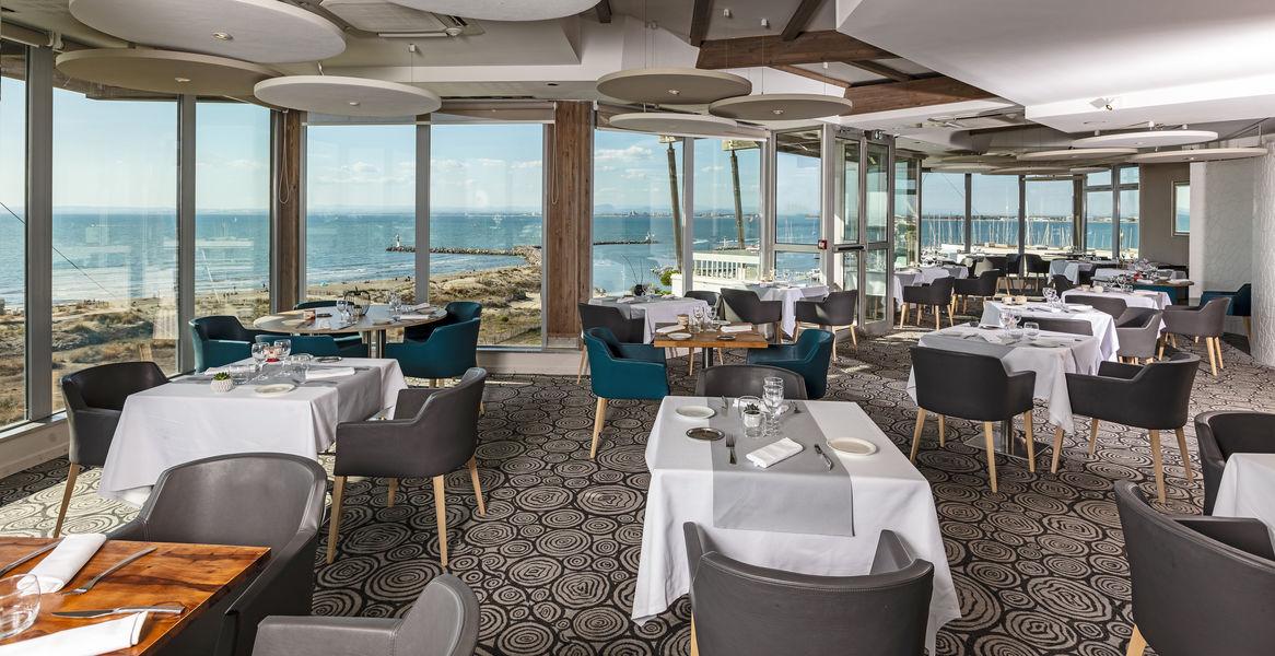 Hôtel les Bains de Camargue Thalazur **** Restaurant