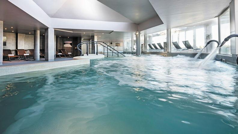 Hôtel les Bains de Camargue Thalazur **** bassin chauffé