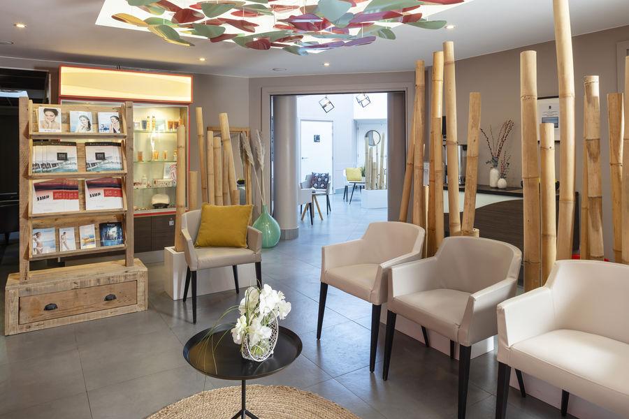 Hôtel les Bains de Camargue Thalazur **** thalassothérapie