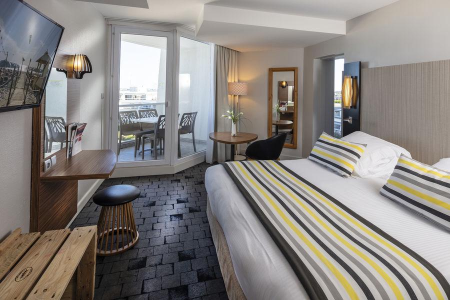 Hôtel les Bains de Camargue Thalazur **** Chambre