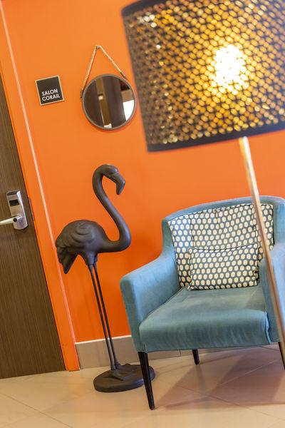 Hôtel les Bains de Camargue Thalazur **** Reception