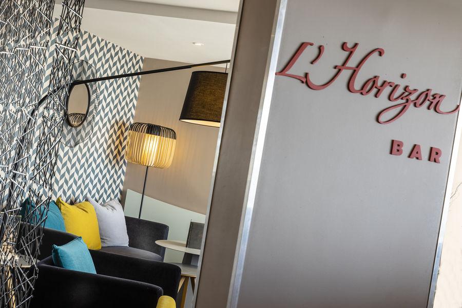 Hôtel les Bains de Camargue Thalazur **** Bar