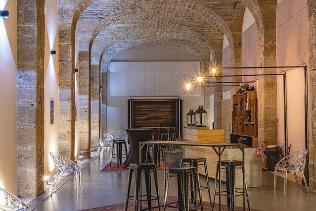 Le Caveau Des Ducs Espace de réception