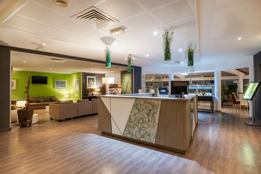 Quality Hôtel du Golf Montpellier Juvignac *** Accueil/ Réception