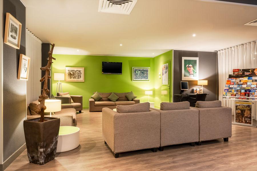 Quality Hôtel du Golf Montpellier Juvignac *** Halle réception