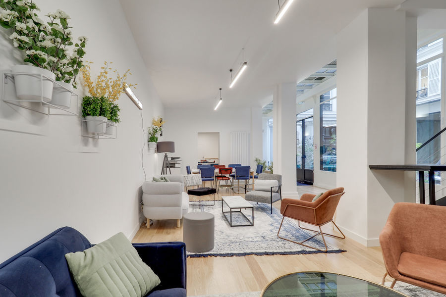 Deskeo Miromesnil Lounge