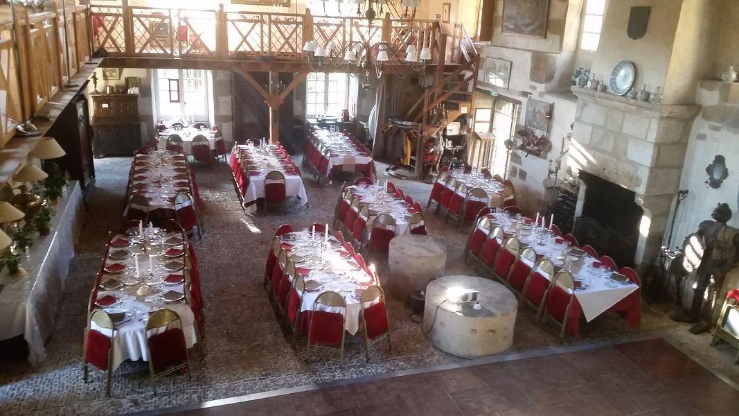 Le Poudrier Salle du Moulin