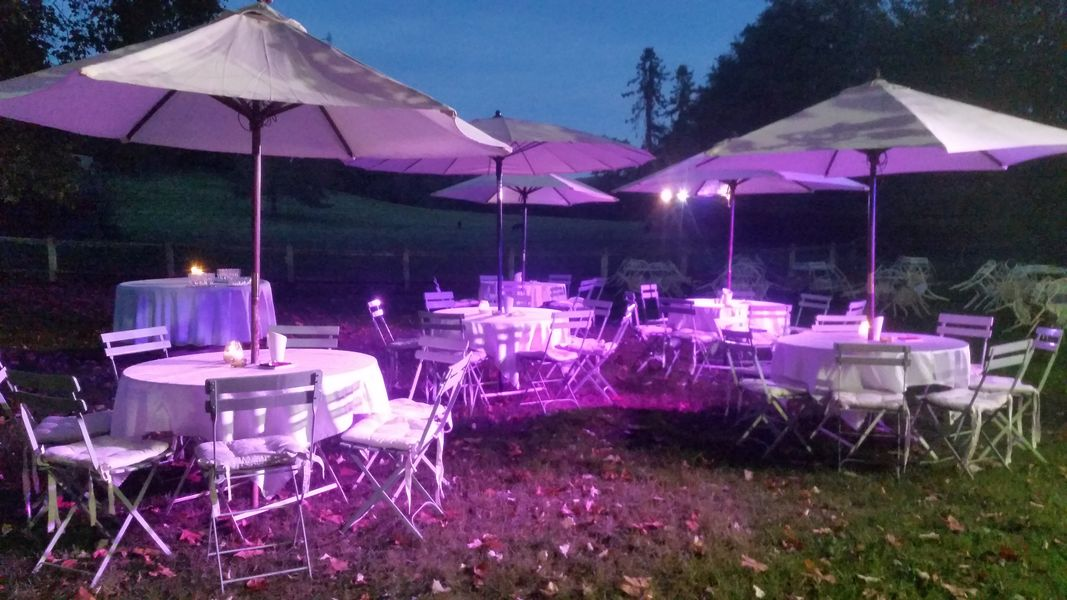 Le Poudrier Espace Extérieur : Jardin Vin D'honneur en bord de Vienne