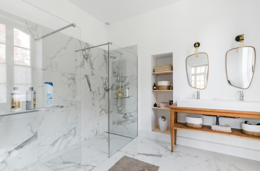 L'Aucenelle Salle de bain