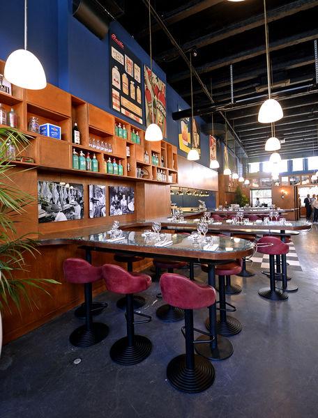 Restaurant Fratelli SALLE PRINCIPALE