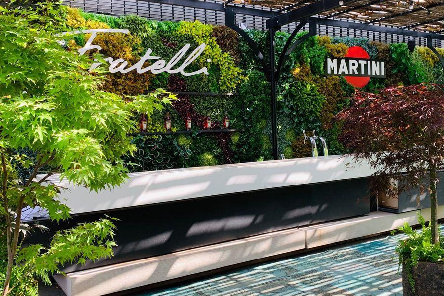 Restaurant Fratelli Bar extérieur