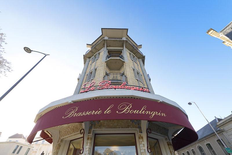 La Brasserie du Boulingrin Façade