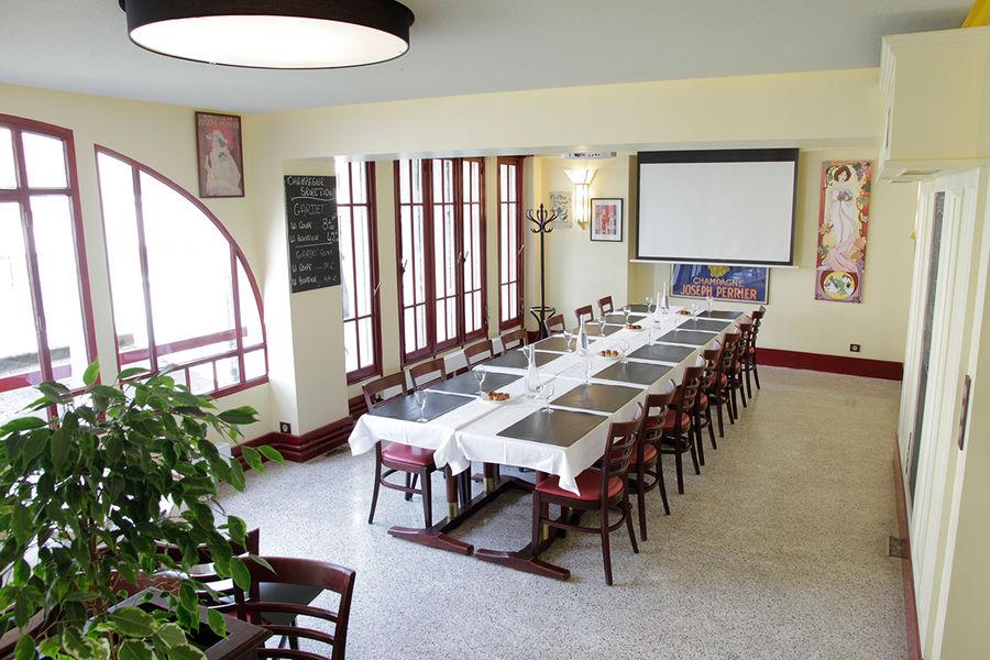La Brasserie du Boulingrin Petit Salon au 1er étage
