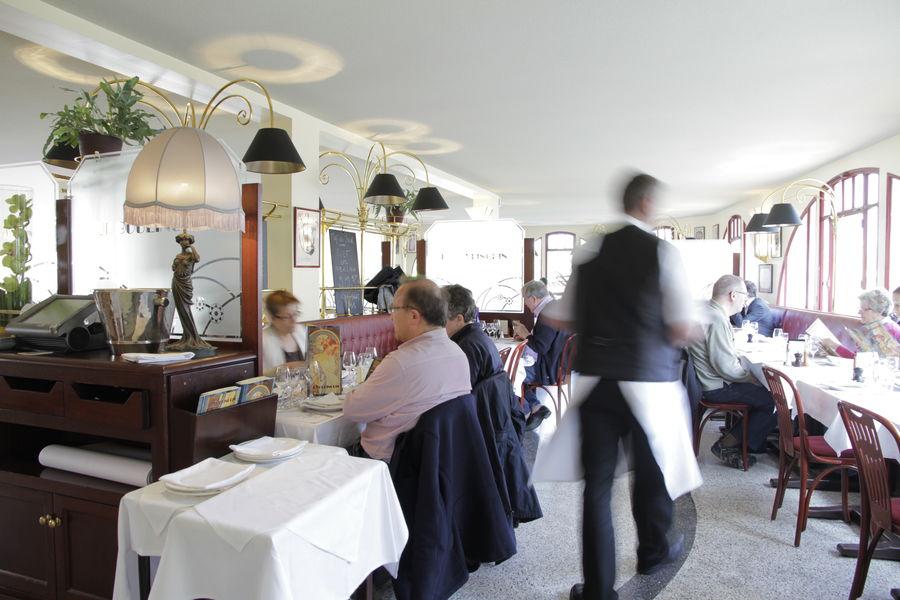 La Brasserie du Boulingrin Salle du 1er étage