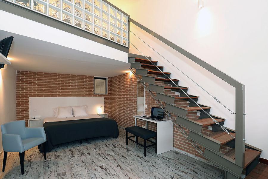 Hôtel Le Néliö  Chambre