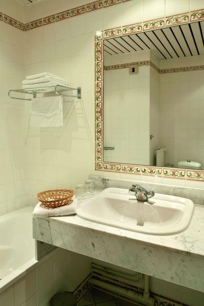 Château des Reynats**** Salle de bain
