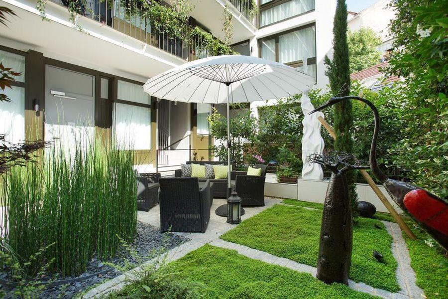 Hôtel Les Jardins de Mademoiselle 25
