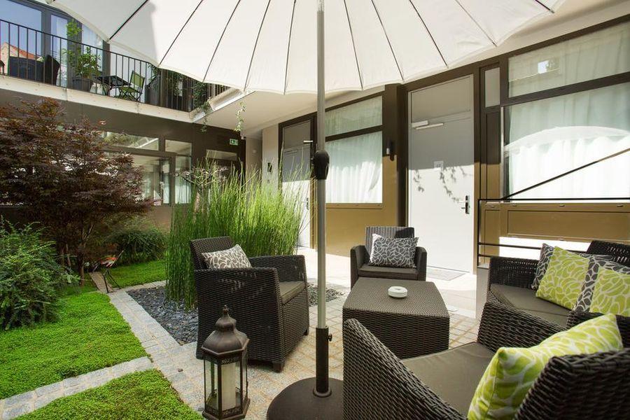 Hôtel Les Jardins de Mademoiselle 27