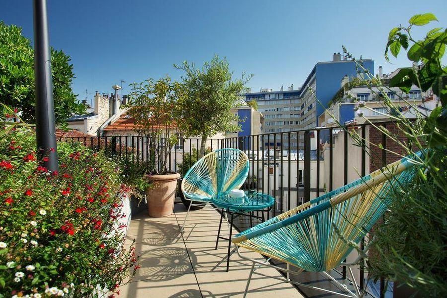 Hôtel Les Jardins de Mademoiselle 30
