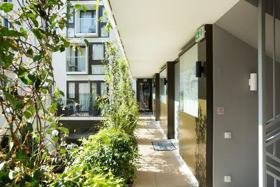 Hôtel Les Jardins de Mademoiselle 35