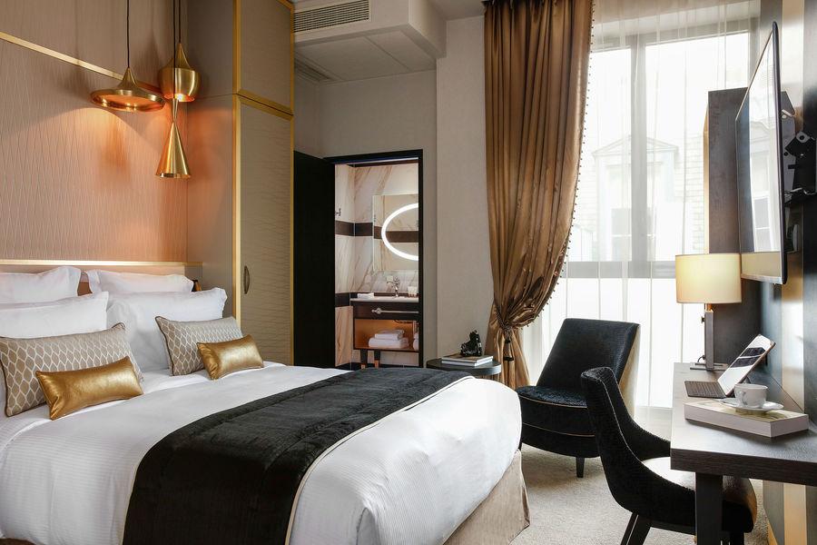La Verrière Paris Hôtel Niepce
