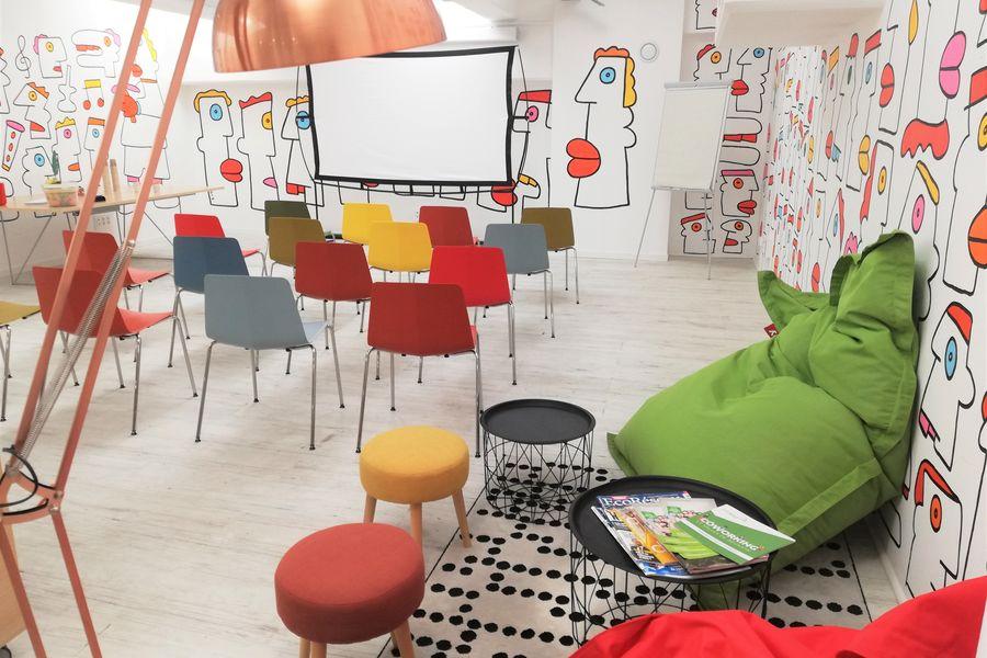 Weréso Marseille Saint-Charles Salle de réunion Lou Rescontre Confort