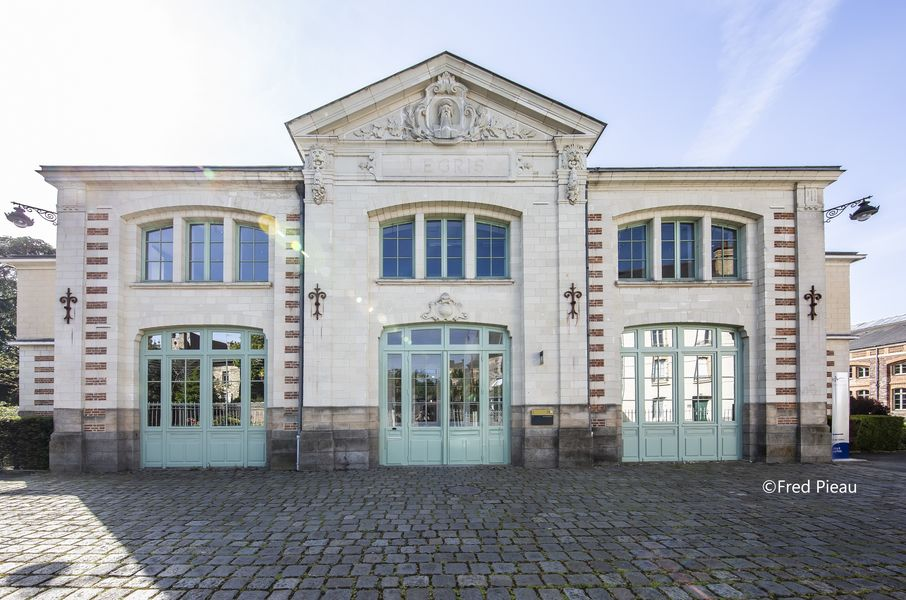 Grande Halle Oberthur Façade de la Grande Halle Oberthur