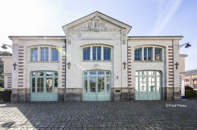 Façade de la Grande Halle Oberthur
