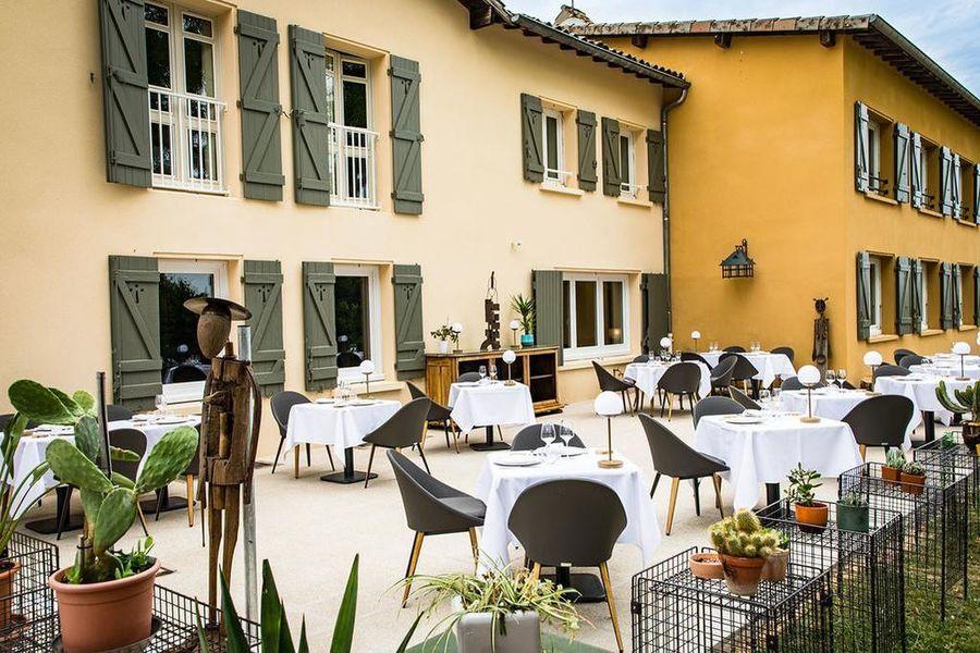 Hôtel-Restaurant La Huchette 19