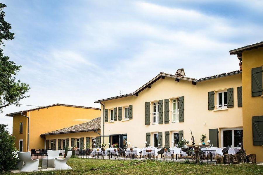Hôtel-Restaurant La Huchette 21