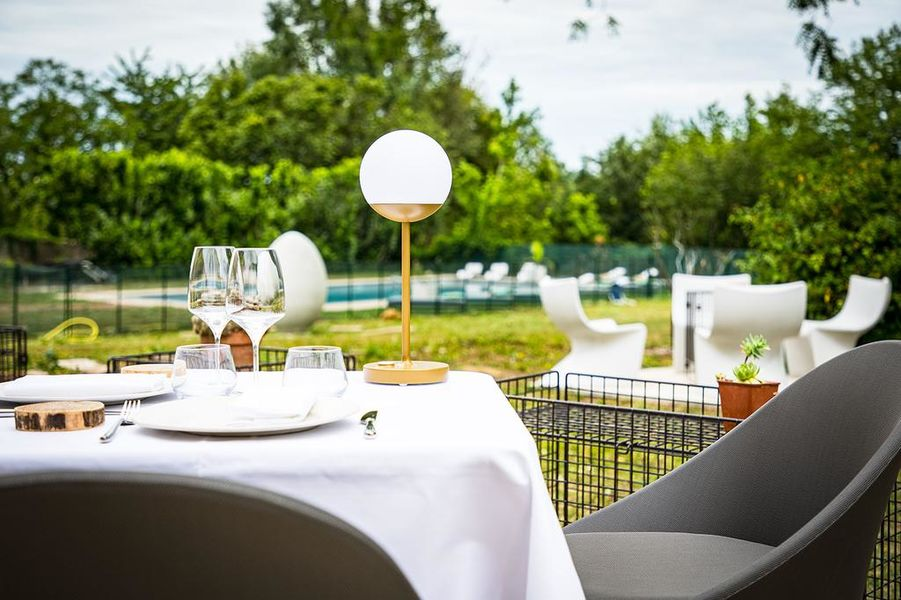 Hôtel-Restaurant La Huchette 27