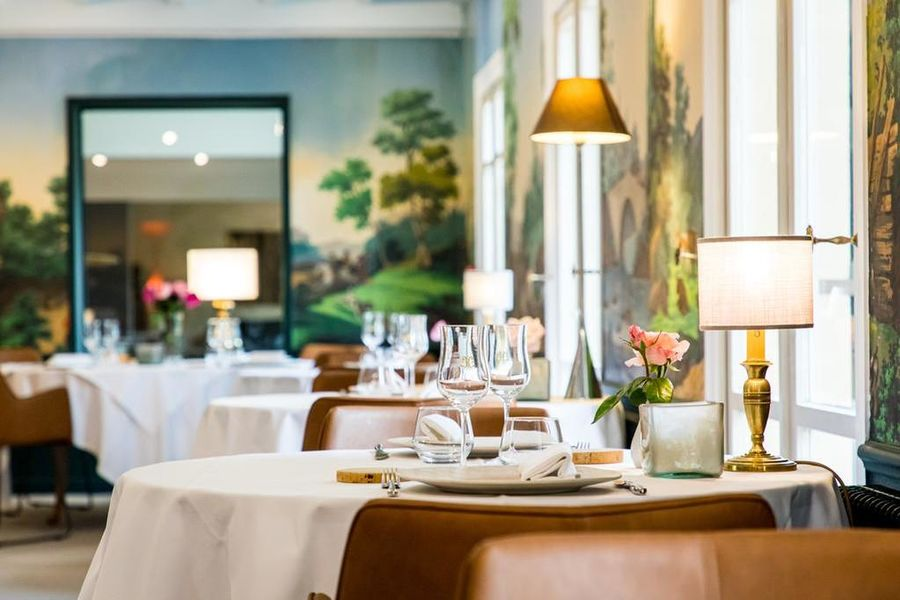 Hôtel-Restaurant La Huchette 32