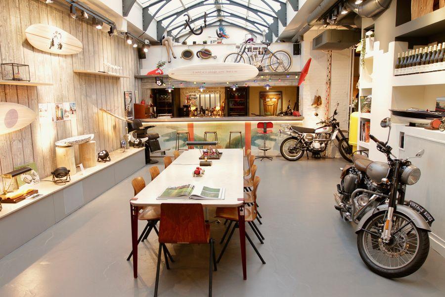 La Fabrique Générale L'espace Verrière, idéal pour vos réunions