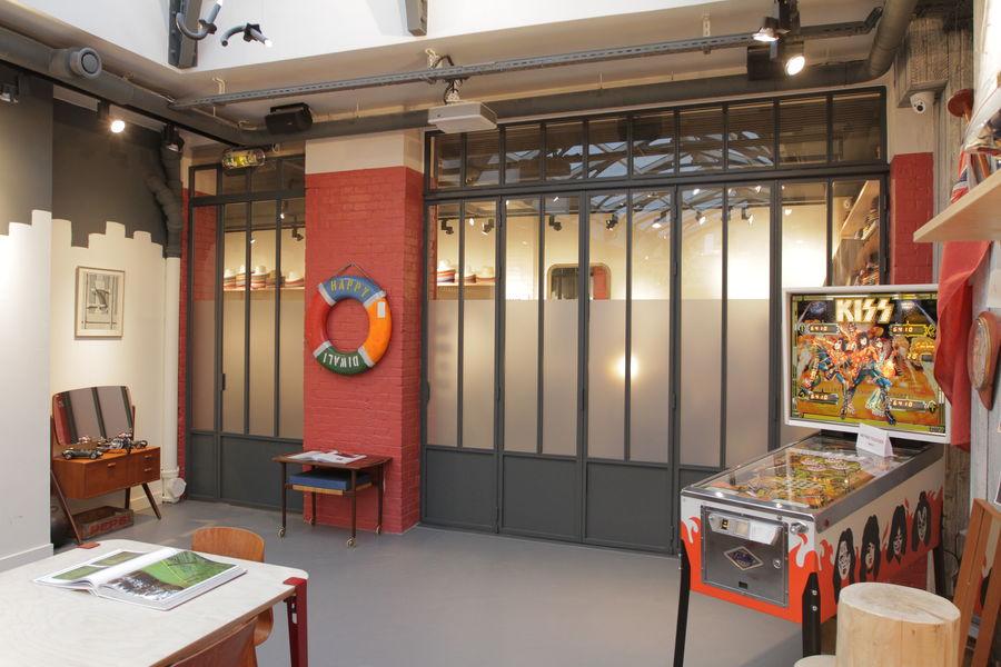 La Fabrique Générale Les baies vitrées, pour garantir calme et confidentialité