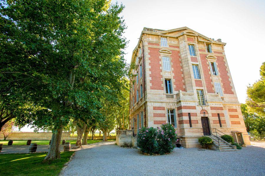 Château la Beaumetane le  château la Beaumetane