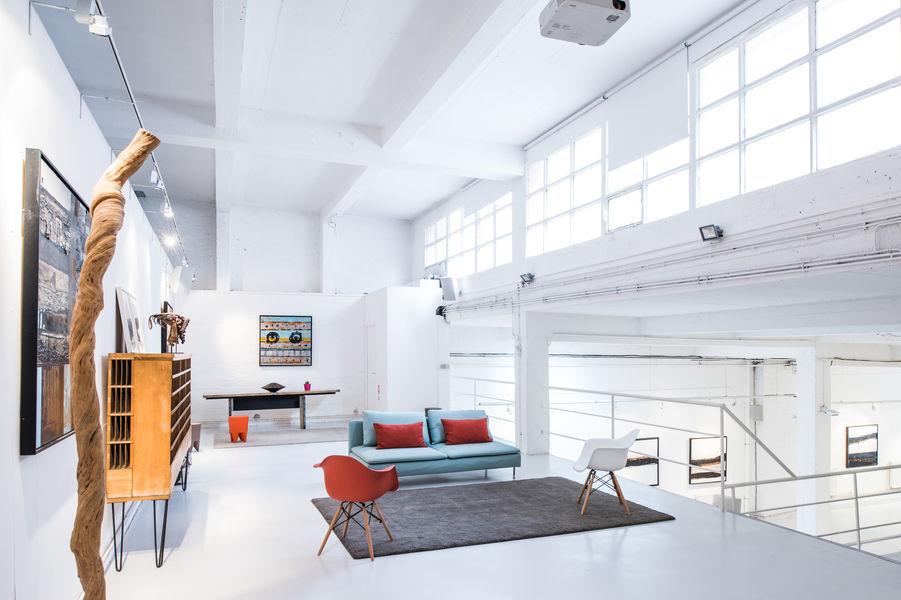 Loft 4.40 Mezzanine