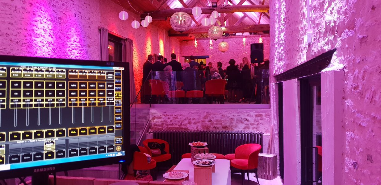 Le Clos de l'Orangerie Bar intérieur