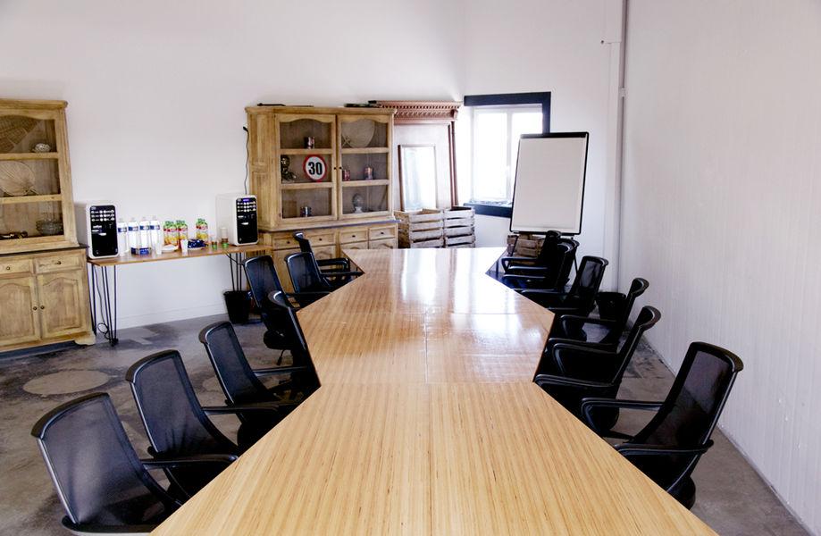 Bureaux And Co - Lattes Salle de réunion