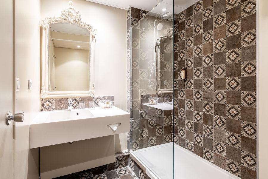 Mercure Demeure de Campagne Parc du Coudray **** Salle de bain - douche