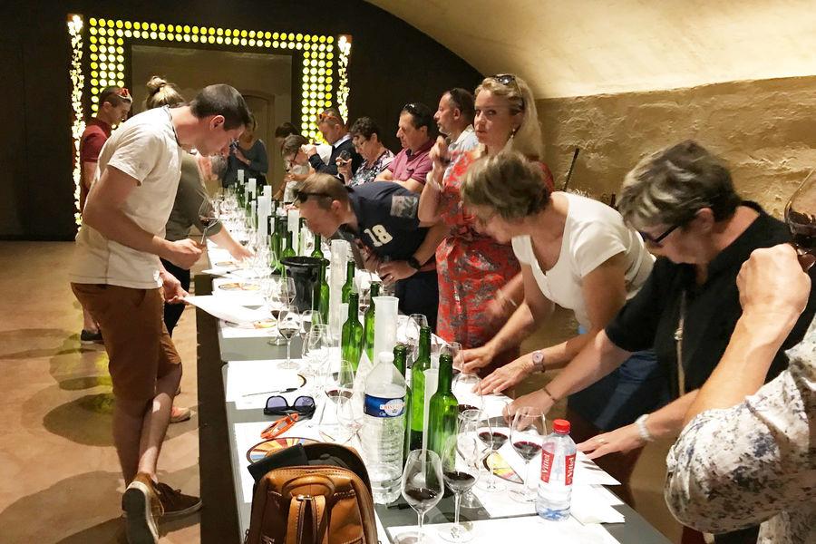 Château Le Bouis Atelier d'assemblage et création de vin
