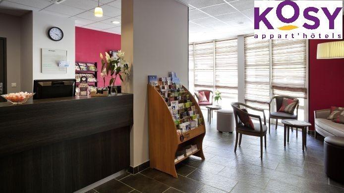 Kosy Appart'Hôtels - Grenoble Accueil