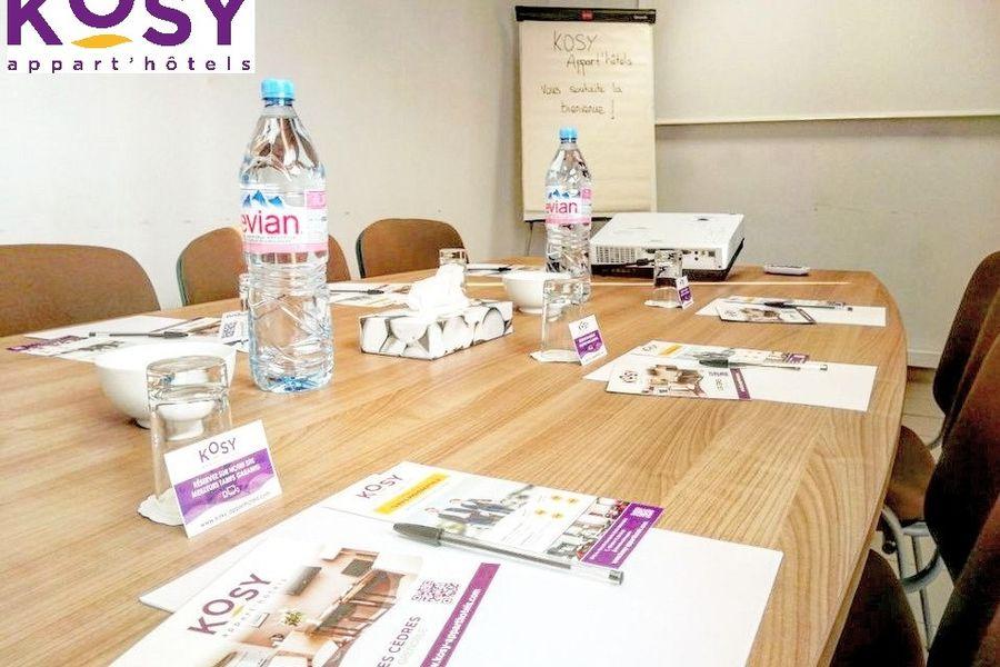 Kosy Appart'Hôtels - Grenoble SALLE CHARTREUSE