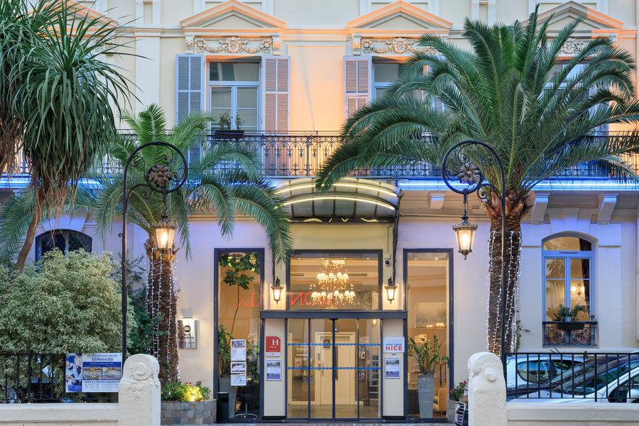 Best Western Hôtel Lakmi Nice Entrée